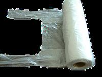 Пакеты майка в рулонах