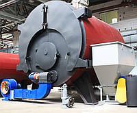 Котёл твердотопливный КВТ 2,0а с автоматической подачей топлива (2МВт) Денасмаш)