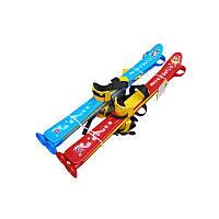 Лыжи детские Технок  (3350)