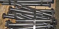 Болт призонный М30 DIN 610 класс прочности 8.8, фото 1