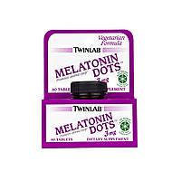 Мелатонин MELATONIN DOTS 3 мг 60 таблеток