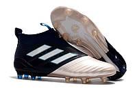 Футбольные бутсы adidas ACE 17+ PureControl FG , фото 1