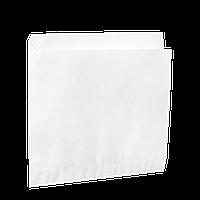 Уголок из белой бумаги для сендвичей 160*170мм 500шт (06)