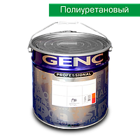 Полиуретановый лак шелковисто-матовый VP508. GL45. 25 л
