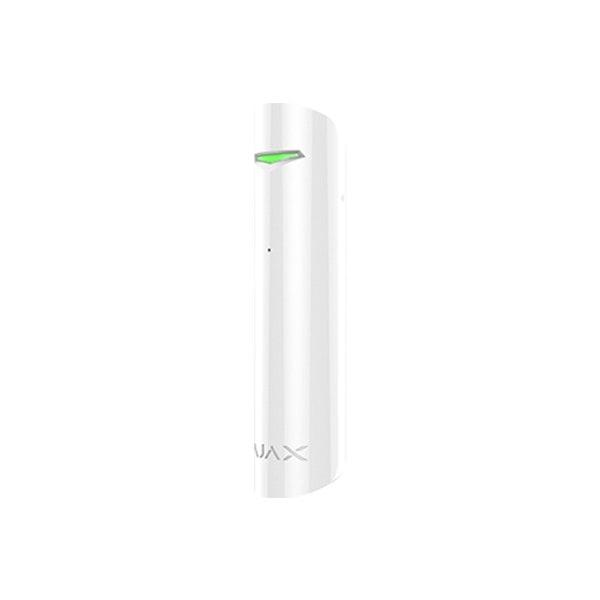 Датчик розбиття Ajax GlassProtect white