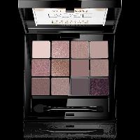 Eveline Cosmetics Тени для век ALL IN ONE Набор 2-ROSE палитра 12 штук