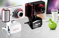 Веб камера высокой чёткости Jingui S9 с микрофоном USB 12Мп