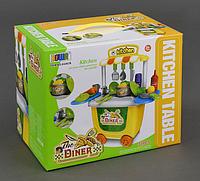 Детский игровой набор.Игровой набор моя первая кухня.Детская кухня.