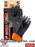 Перчатки защитные резиновые с манжетой RINDUSTRIAL BP 11 (35 см)