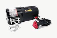 Лебедка электрическая для квадроциклов и ATV T-MAX EW-4500