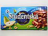 Шоколад Studentska с грушой 180г