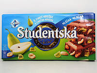 Шоколад Studentska с грушой 180г, фото 1