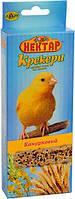Корм для попугаев Нектар Крекер канареечный 2х50