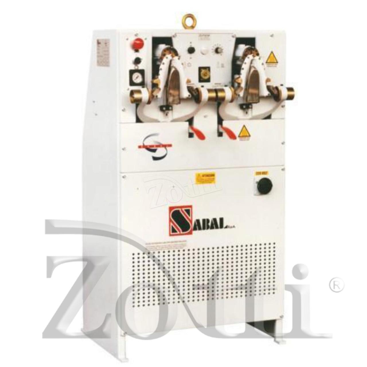 Машина для поформовки пятки и канта обуви SABAL мод. 852/U/D - 854/U/D