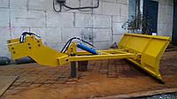 Отвал для трактора МТЗ, отвал 2,5 м, без ударных пружин, фото 1