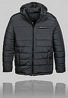 Мужская зимняя куртка COLUMBIA 4455 Чёрная