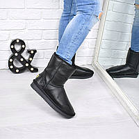 Угги женские UGG натуральная кожа 3829, зимняя обувь
