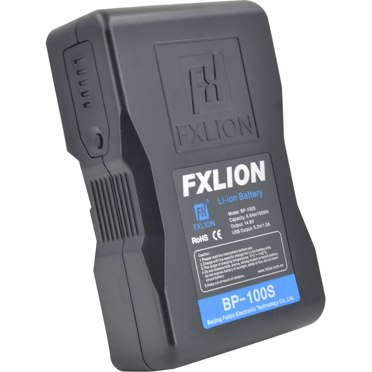 Акумулятор FXlion BP-100S 98Wh Cool Black V Mount Battery (BP-100S)