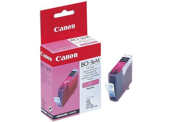 Чернильница Canon BCI-3eM (Magenta)BJC-3000/ 6xxx, BJS-4xxx, фото 2