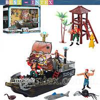 Игра набор  Детский корабль пиратов 898