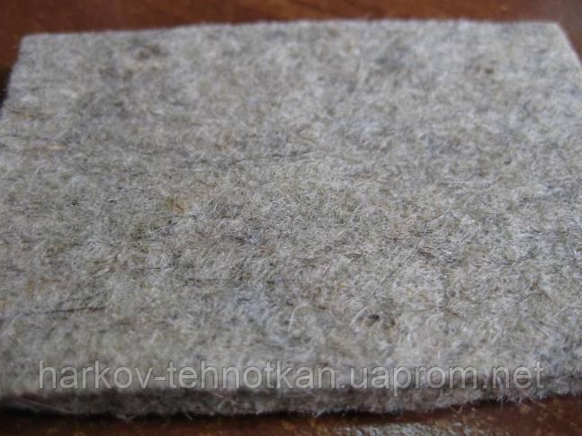 Полугрубошерстный войлок для прокладок марки А ПГПрА