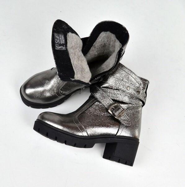 Зимние ботинки, полуботинки, полусапожки