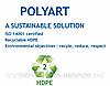 Синтетическая бумага Polyart ® (240 г/м2) в рулонах.