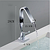 Смеситель для умывальника Aquaroom хром для раковины кран в ванную в душ, фото 2