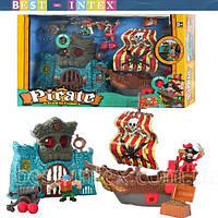 Игра детский корабль пиратов 10763
