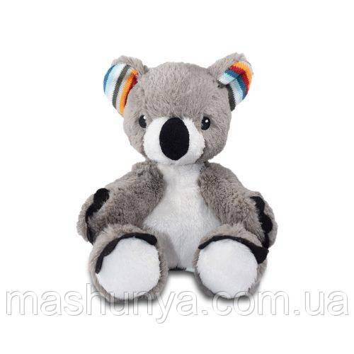 М'яка іграшка Zazu c білим шумом і імітує серцебиття мами
