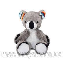 Мягкая игрушка Zazu c белым шумом и имитирующая сердцебиение мамы