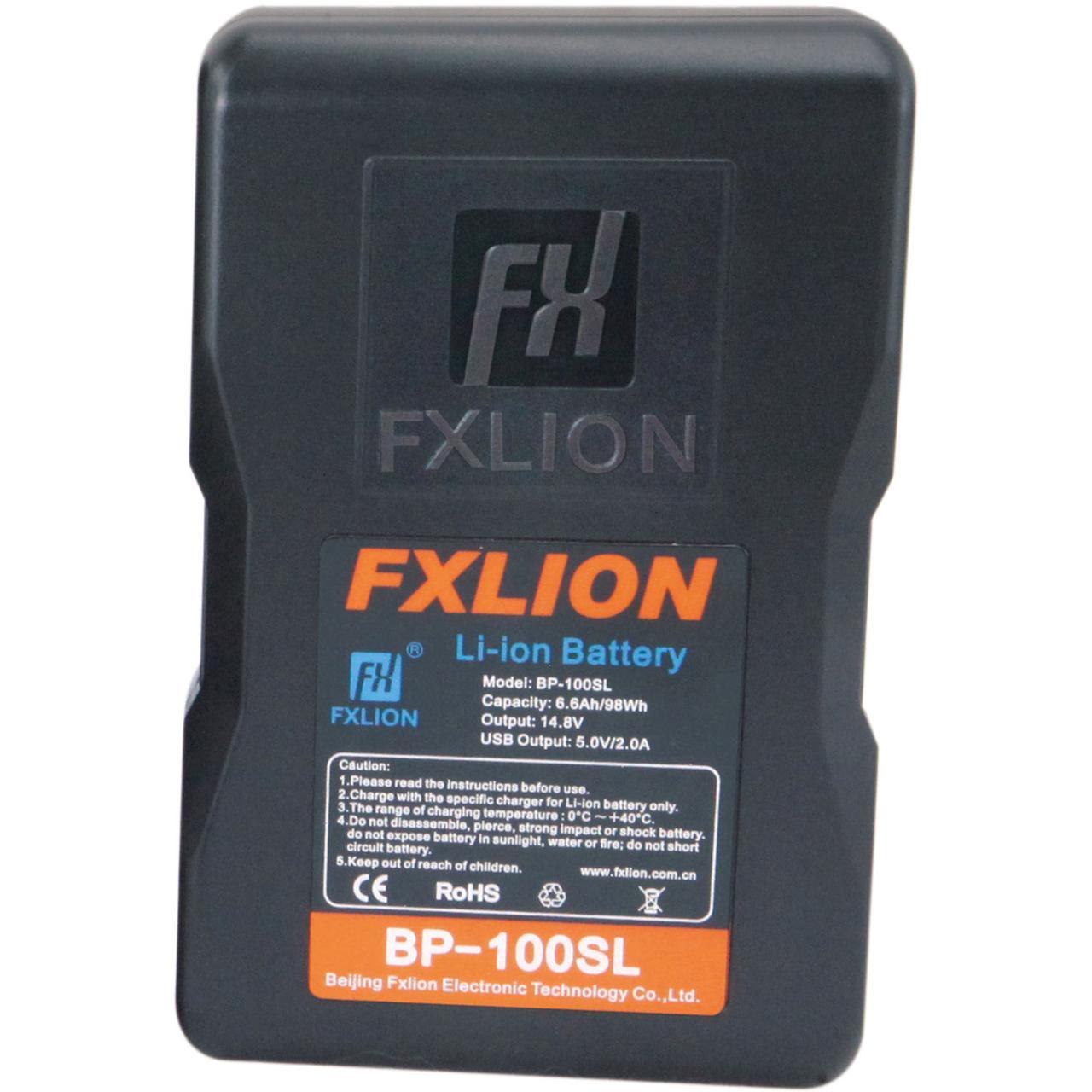 Аккумулятор FXlion BP-100SL 98Wh Cool Blue V Mount Battery (BP-100SL)