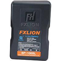 Аккумулятор FXlion BP-100SL 98Wh Cool Blue V Mount Battery (BP-100SL), фото 1