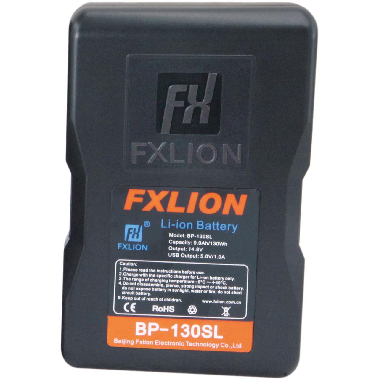 Аккумулятор FXlion BP-130SL 130Wh Cool Blue V Mount Battery (BP-130SL)