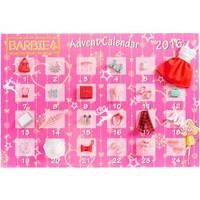 Рождественский календарь Barbie
