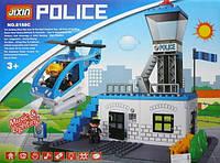 Конструктор Jixin 8188С Полицейский участок 54 детали
