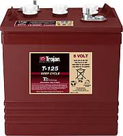 Аккумуляторная батарея TROJAN T125, 6 Вольт, 240 (195) Ач