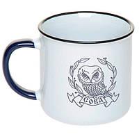 Чашка керамическая Кружка.  Для нанесения логотипа методом обжиговой деколи, фото 1