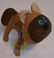 Котенок ГАВ мягкая игрушка, фото 1