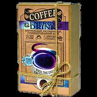Кофейный набор Energy Drink Энергетический напиток 50 грамм кофе в подарочной  упаковке + 5 плиточек шоколада
