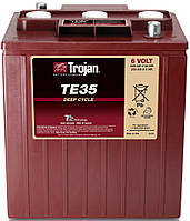 Аккумуляторная батарея TROJAN TE35, 6 Вольт, 245 (200) Ач