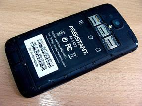 Тачскрины для смартфонов Assistant
