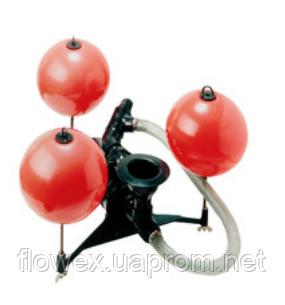 Скимер (пеноотделитель) погружной Tsurumi 4-FSP, фото 2
