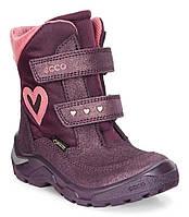 Детские ботинки Ecco Snowride Gore-Tex 751291-50722