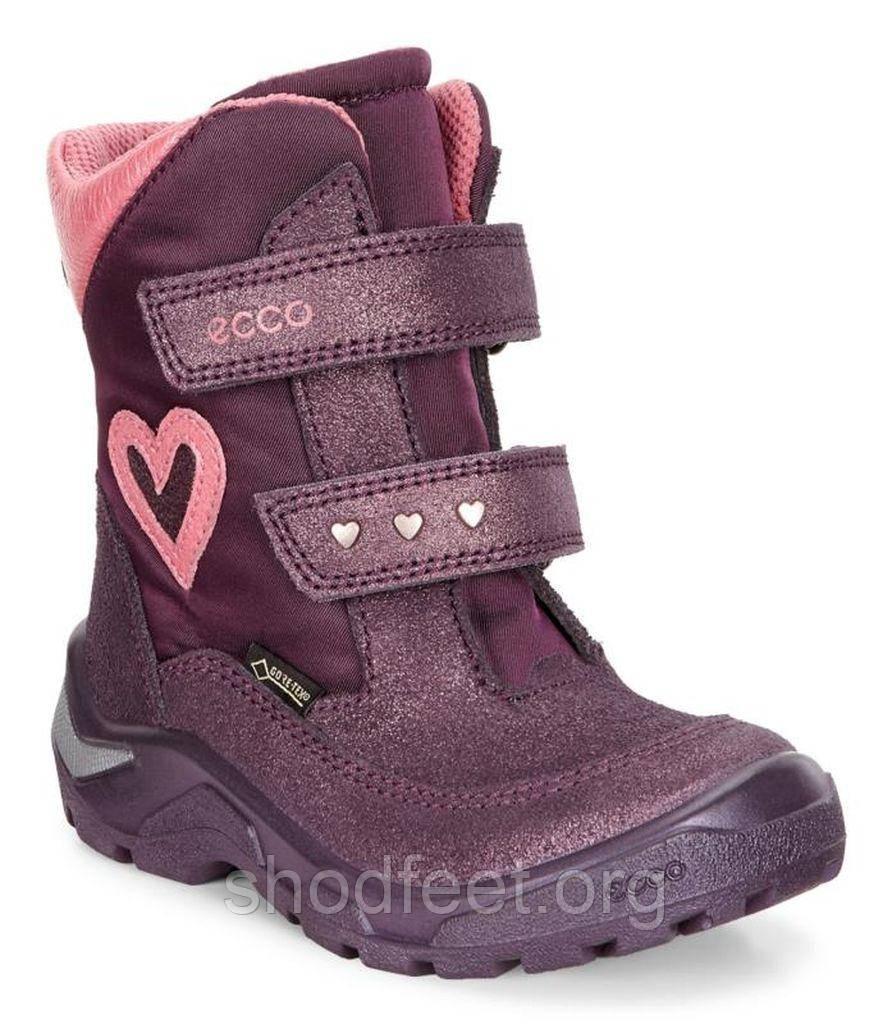 97dd7829d Детские ботинки Ecco Snowride Gore-Tex 751291-50722 - ShodFeet в Харькове