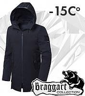 Braggart 'Black Diamond'. Куртка зимняя 9006 черная