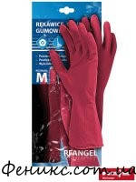 Перчатки защитные резиновые RF R - L