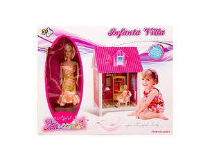 Элитный кукольный домик Infanta Villa