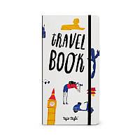 Блокнот Kyiv Style Travel Book Белый (11,5х21 см)