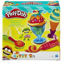 Игровой набор Play-Doh Инструменты мороженщика (B1857)